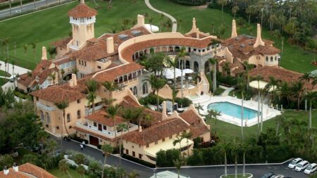 Opera Singer Arrested After Dancing on Roof of SUV and Crashing Through Two Security Checkpoints at Trump's Mar-A-Lago
