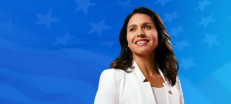 "Tulsi Gabbard files $50M defamation lawsuit vs. Hillary Clinton for ""Russian asset"" claim"