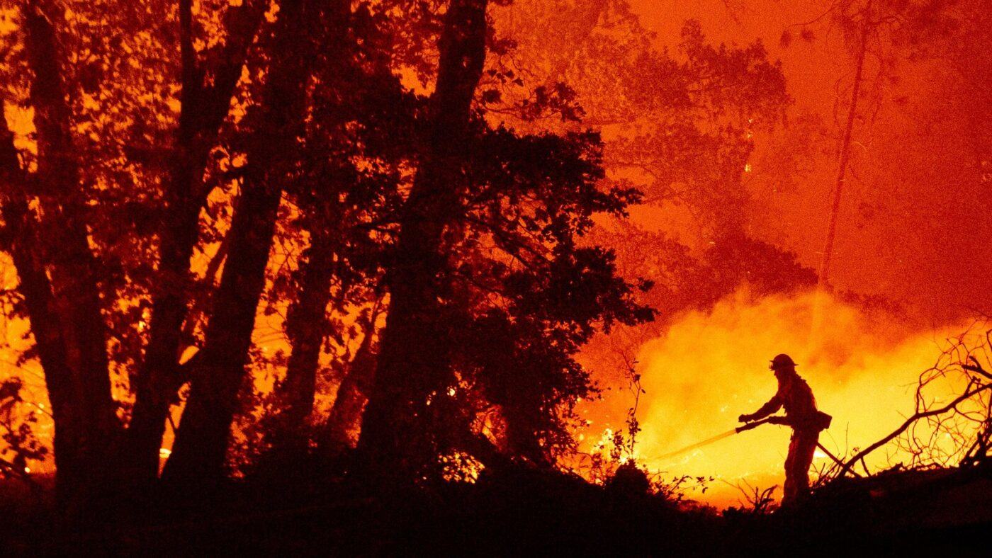 Over 4 million acres burned in California wildfires