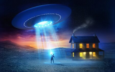Aliens Exist and are in secret contact with the US and Israel, claims Former Israeli Space Security Chief