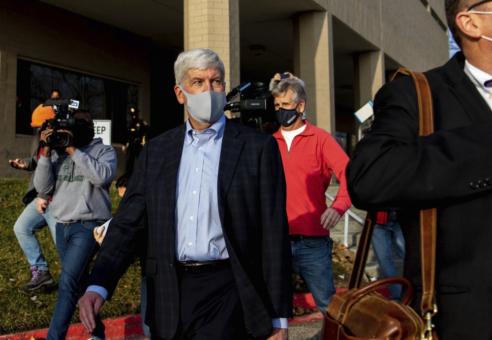 Michigan Ex-Governor, Eight Others criminally charged in Flint Water Crisis