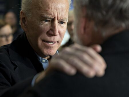11 GOP Senators join hands in latest effort to undo Joe Biden's election win