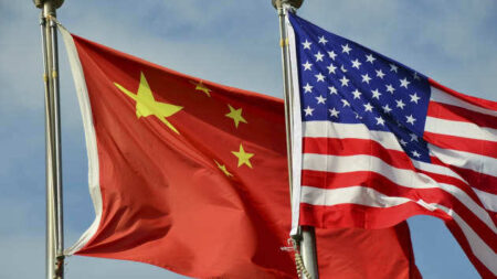 China overtakes the U.S as EU's biggest trading partner for the first time