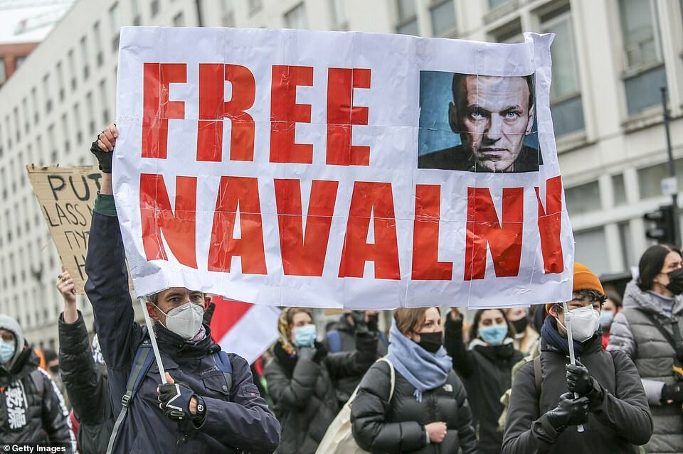 Explainer: What are Russia's Pro-Navalny protests and how the world is responding to them