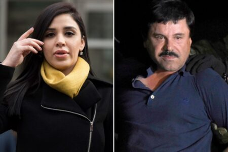 El Chapo's wife arrested in U.S. on drug trafficking charges