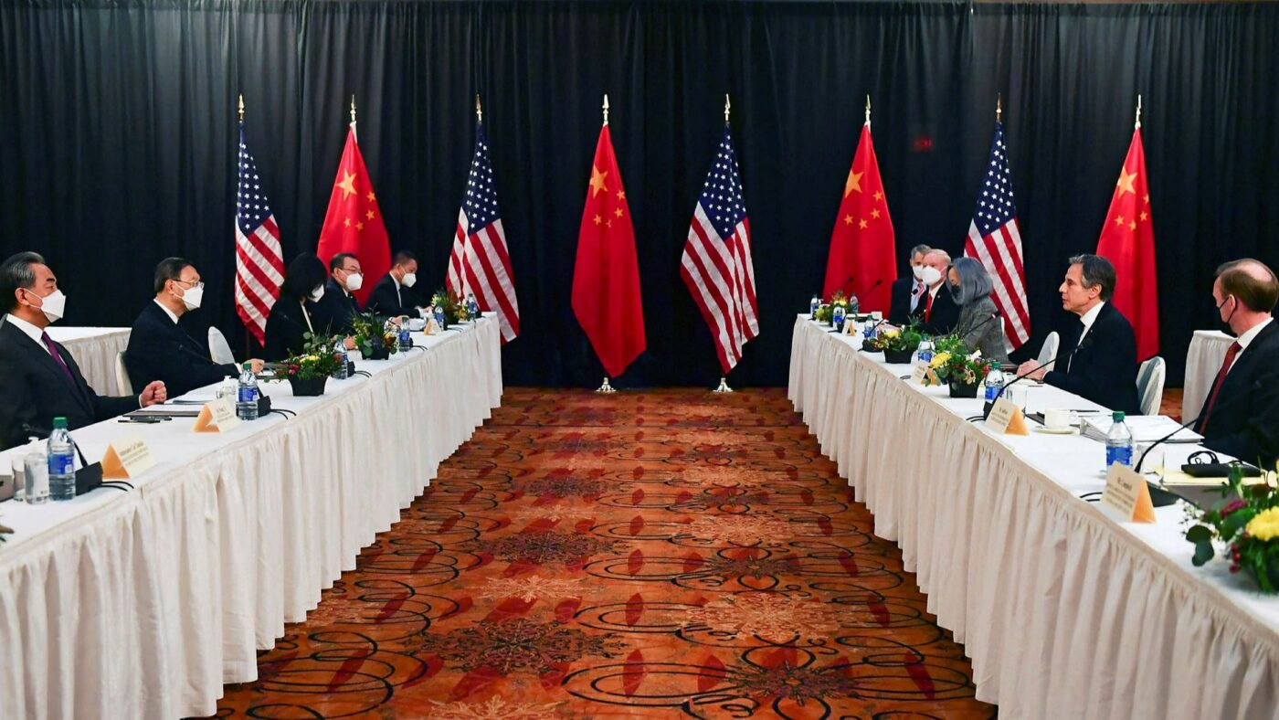 """U.S Confronts China To Determine Possible """"Cold War"""""""