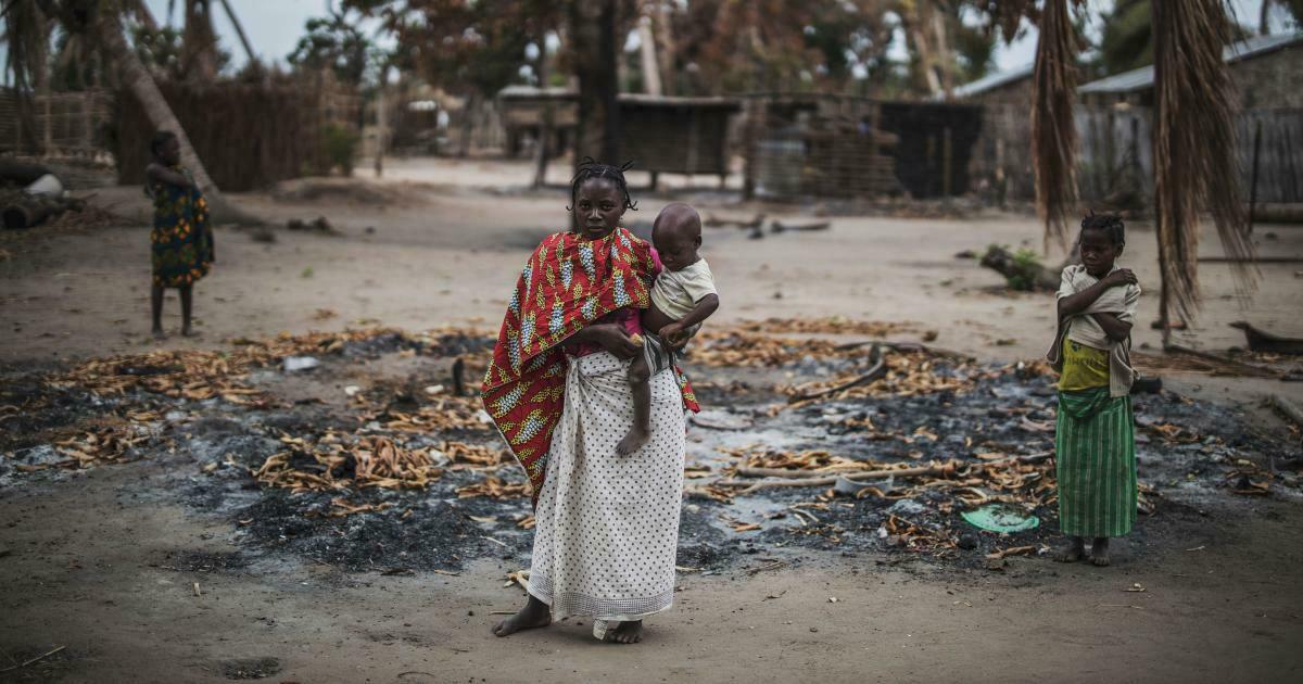 ISIS Beheads Children in Mozambique