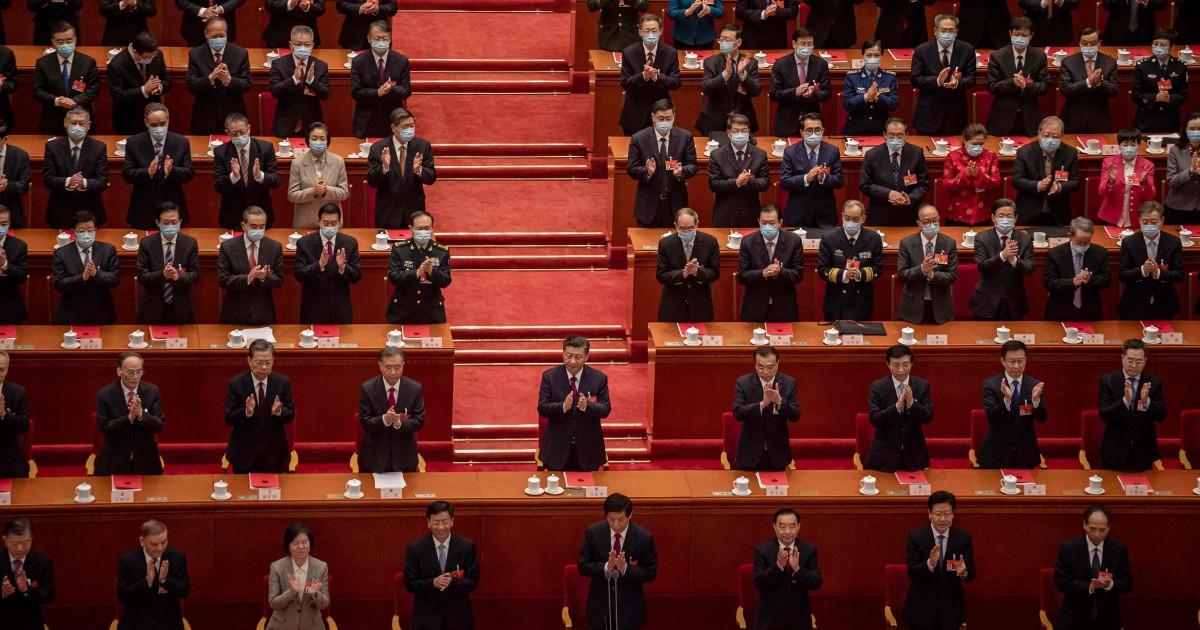 China approves changes to Hong Kong's electoral system allowing only 'Patriots' to rule
