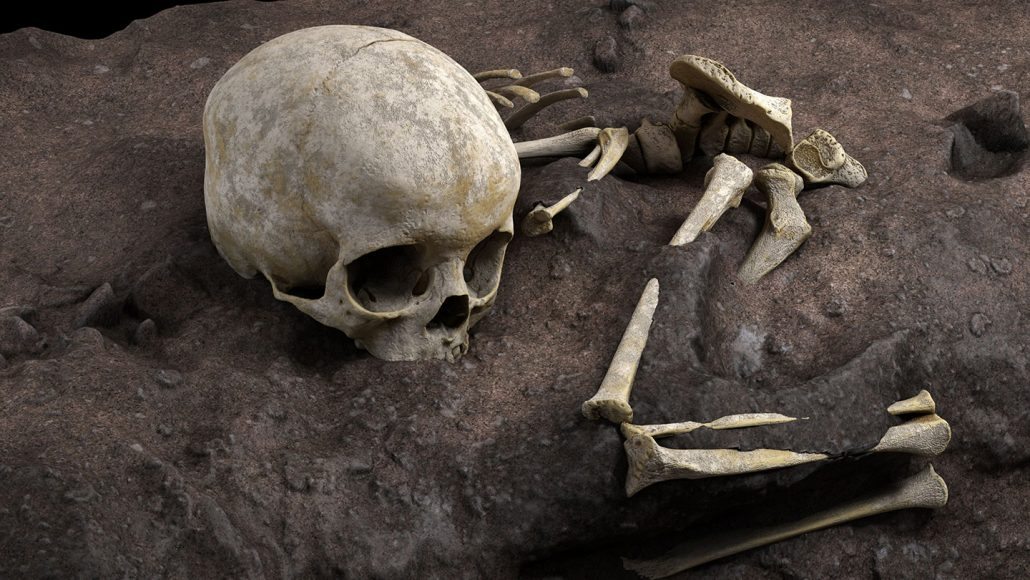 Oldest Burial in Africa