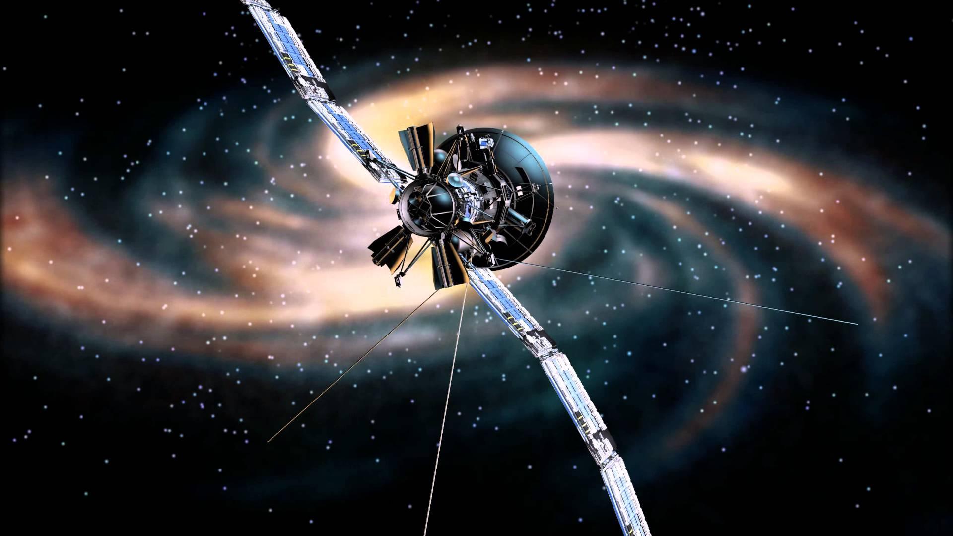 NASA Spacecraft Pick Up Faint Sound In Space