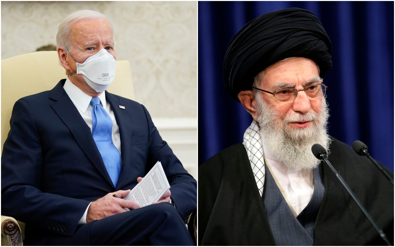 Biden wants Iran to return to nuclear deal table
