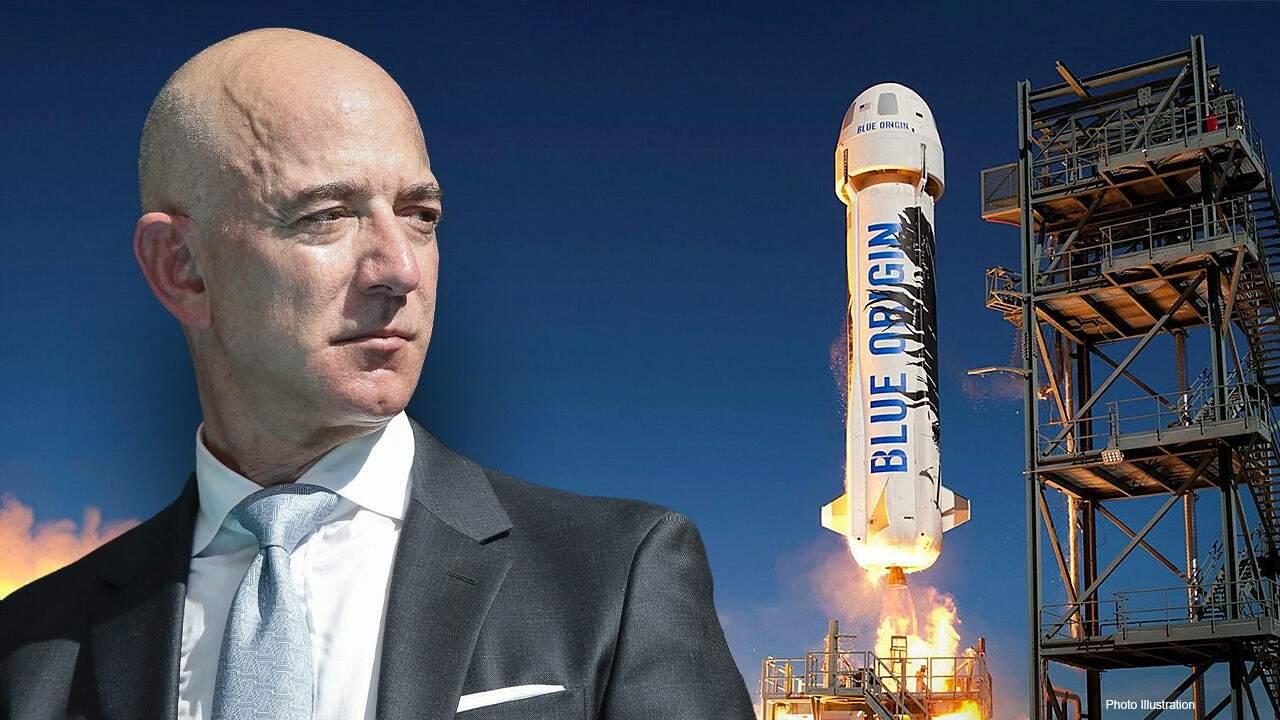 Jeff Bezo's Blue Origin Offers $2b to NASA to Take Astronauts to Space